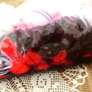 青梅でカリカリ梅を仕込む/赤紫蘇を梅干しに加える/完熟梅で梅干し&らっきょうの甘酢漬け第3弾