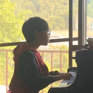 ピアノ教室の日