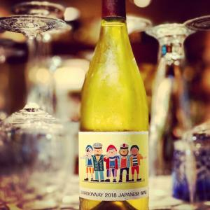 Do you like Japanese style?? #wine #戸越銀座 #三幸苑 #ワイン