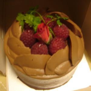 自分ケーキ