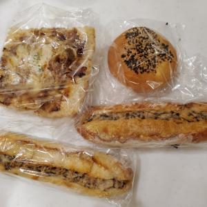 ジャンフランソワでパンを買い、銀座珈琲館で豆を、コーヒーメーカーが突如壊れてポチり♪