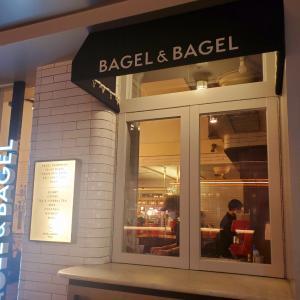 BAGEL&BAGEL新宿、R Baker海老名でテイクアウト♪