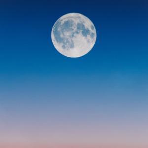 牡羊座満月 思い込みを捨て、思いつきを拾う