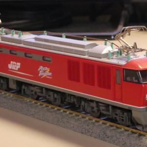 KATO HO EF510にグレードアップパーツセット1を取り付ける