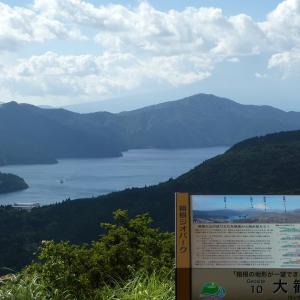 箱根・十国峠ケーブルカーに乗ってみた