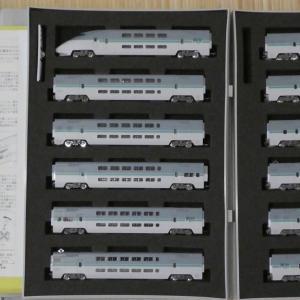 tomix E1系新幹線旧製品の通電カプラー化改造(1)