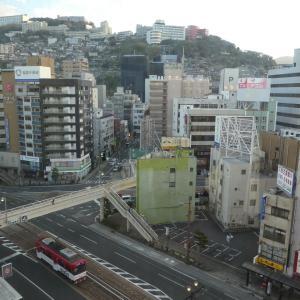 長崎駅・市街をドローン(Mavic mini)で空から見る