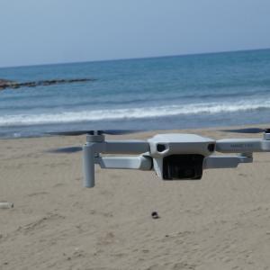 Mavic mini購入一年/北陸日本海側、能登半島でドローンを飛ばす