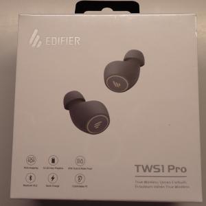 ワイヤレスイヤホン Edifier TWS1 Proの購入