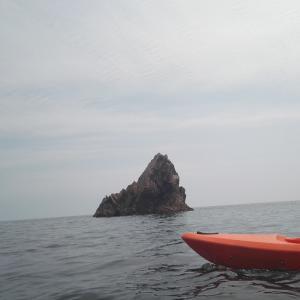 鳥取砂丘&日本海でシーカヤック