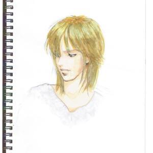 お絵描き練習