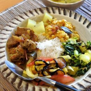 11月、アジア料理の秋。