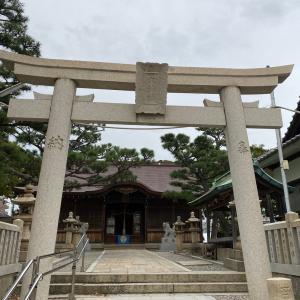 舞子六神社からヒーリング