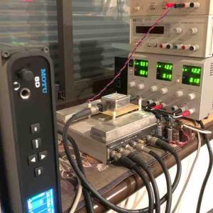 MOTU 8D の電源改善(続き)