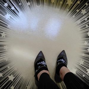 ピッタリサイズの素敵な靴!それと懐かしい1年前のピアノ発表会