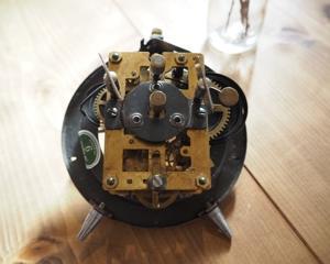 蚤の市で買ったもの♪  古時計