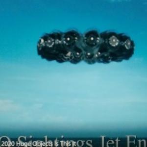 変わった形のUFO 別編 (FA47:連珠円盤型UFO)