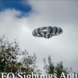 変わった形のUFO 別編 (ID 03:惑星UFO)