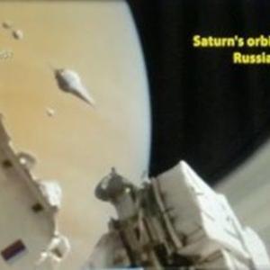 変わった形のUFO 別編 (J B 15:ロシアの木星・土星有人探査ミッション)