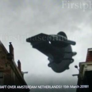 オランダのUFO
