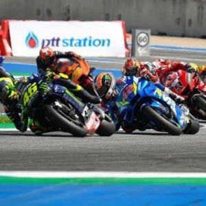 motoGP第16戦日本GP決勝結果