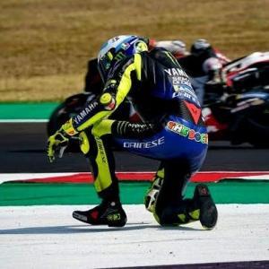motoGP第8戦エミリア・ロマーニャGP決勝結果