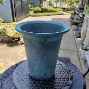 植木鉢のリメイク