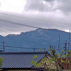 金御岳に行きました。