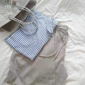 夏の買い物