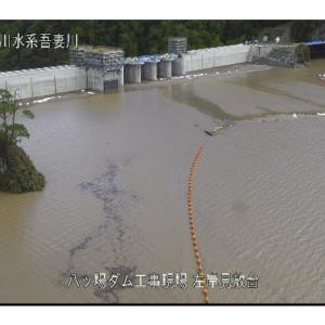 台風19号対策に一役買っていた八ッ場ダム