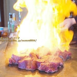 鉄板焼きステーキで、怒涛の年末を乗り切れ!!