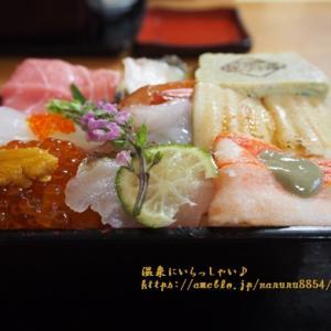 南魚沼【本気丼】 ☆ Little北海道の海鮮弁当