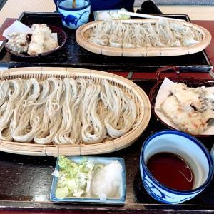 藤花庵 ☆ 高崎のお蕎麦屋さんで人気の昼蕎麦をいただく