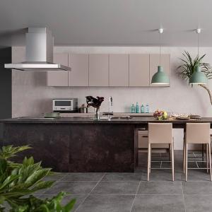 ◆キッチンの隠す収納と見せる収納