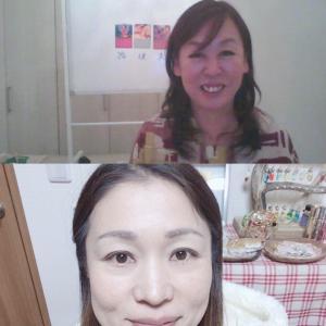 オンライン講座  初日♡  ホワイトエンジェル認定講座