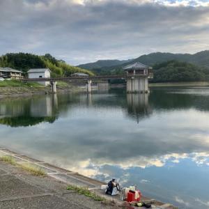 【第347回目】  白川池(ダム) 〈奈良県〉 2021.9.20【月】