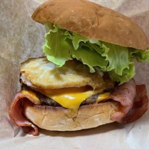 グリングリンのハンバーガー!