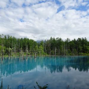 青い池 周辺散策 編