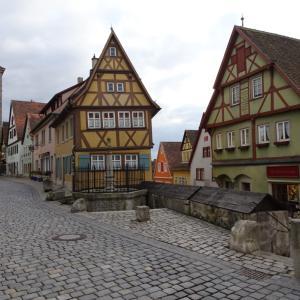 ドイツ旅行 目次