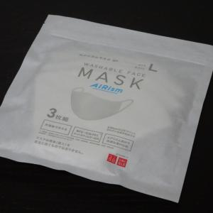 UNIQLO TOKYO で エアリズムマスク購入