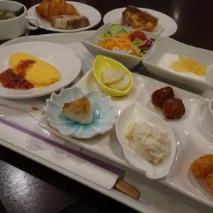 ホテル エピナール 那須 朝食バイキング + α 編