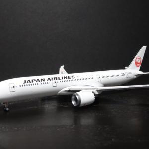 JAL旅客機コレクション B787-9 購入 !!