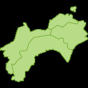 四国 / Shikoku エリア