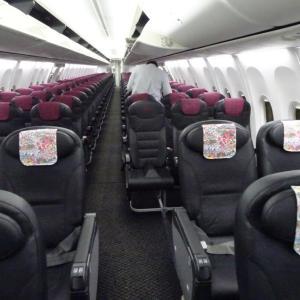 JTA 022便 宮古 - 羽田線 フライト 編