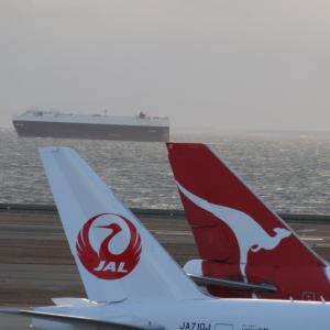 JAL カンタス航空 共同事業 不認可 決定
