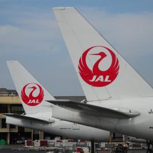 JAL国際線 冬スケに向けて 増便の動き