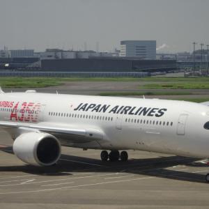 福岡(JAL A350 フライト) 旅行記 目次