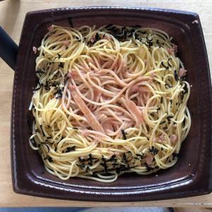 大盛明太子スパゲティ ファミマ