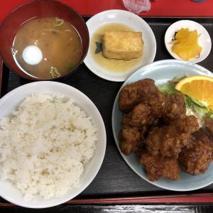 カラアゲ定食タレ味 喜楽