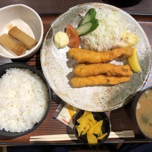 エビフライ定食  太郎さん